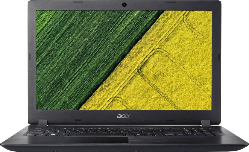 Acer Aspire 3 Pentium Quad Core  4 GB/500 GB HDD/Linux A315-31 Laptop 15.6 inch