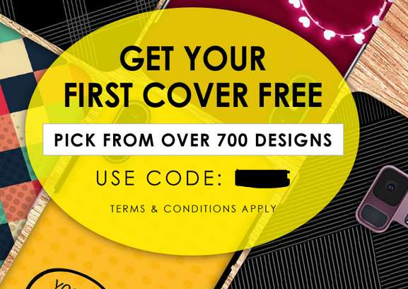 Amzer - Designer Covers For Free