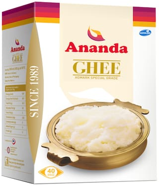 ANANDA DESI GHEE 500 ml @ Rs.41 After Cashback