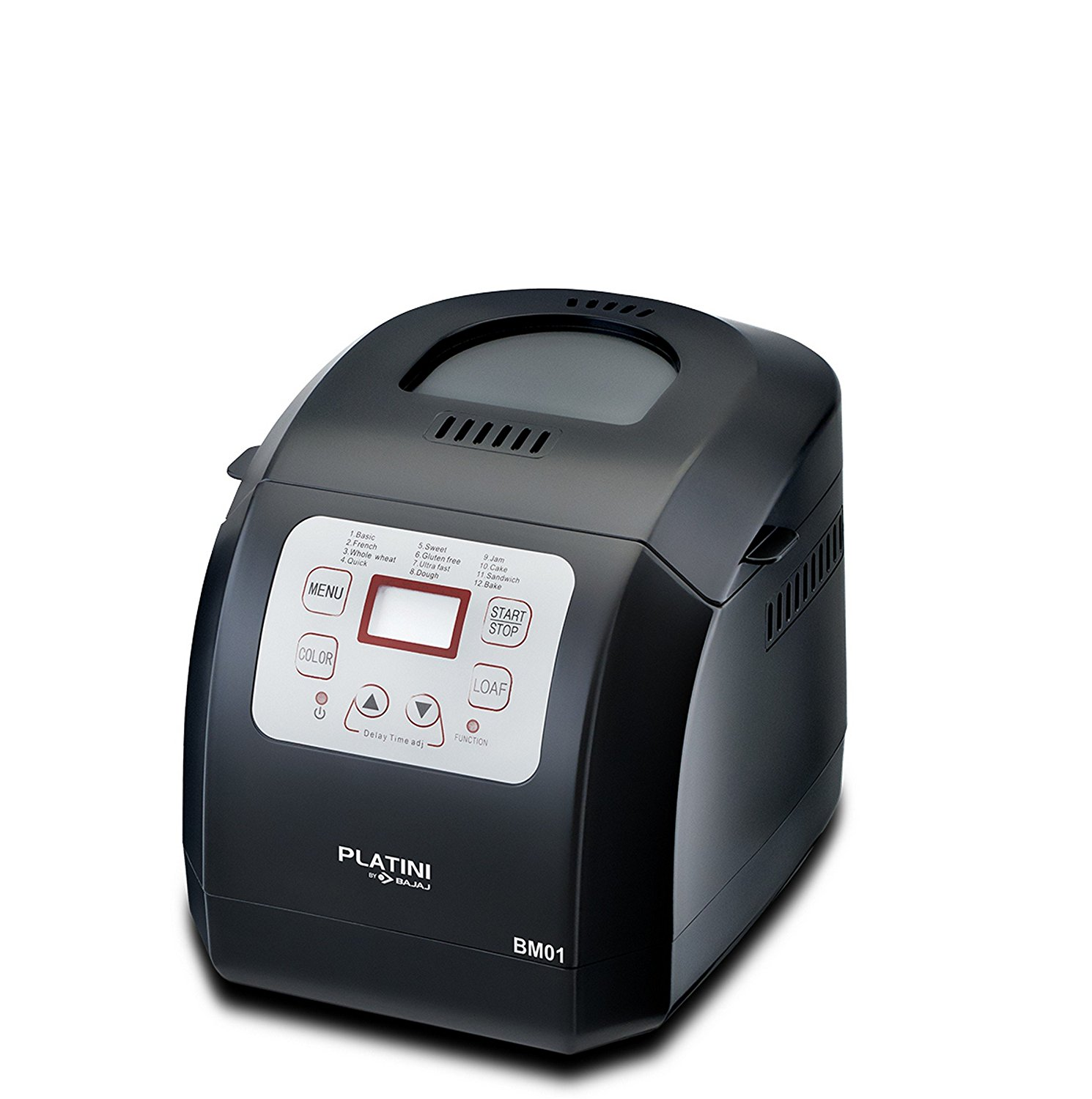 Bajaj Platini BM01 550-Watt Bread Maker