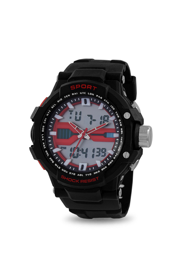 Ego by Maxima Analog-Digital Watch for Men Flat 85% Discount Only For Rs.435 Worth Rs.2999
