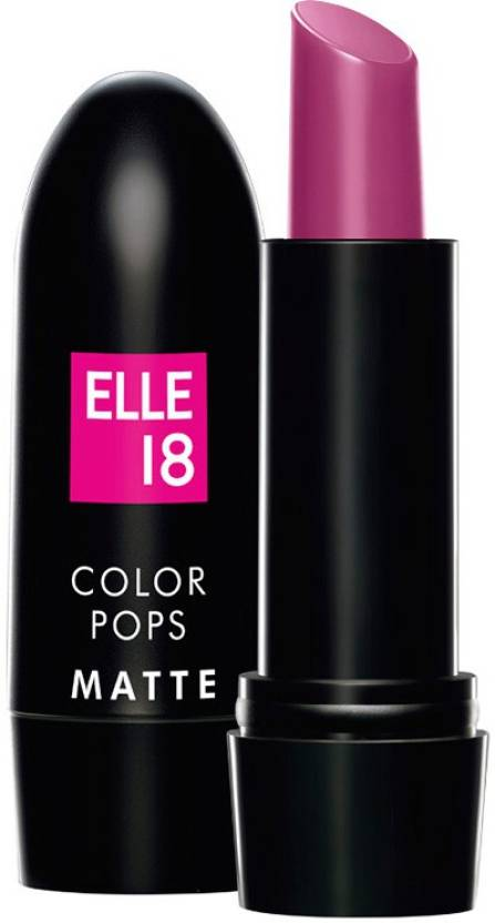 Elle 18 Color Pop Matte Lip Color Buy 3 @ Rs.255