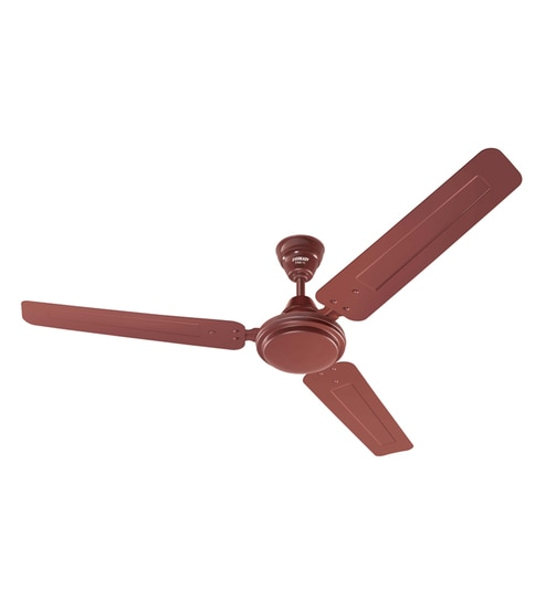 Eveready Fab M 1200mm Brown Ceiling Fan