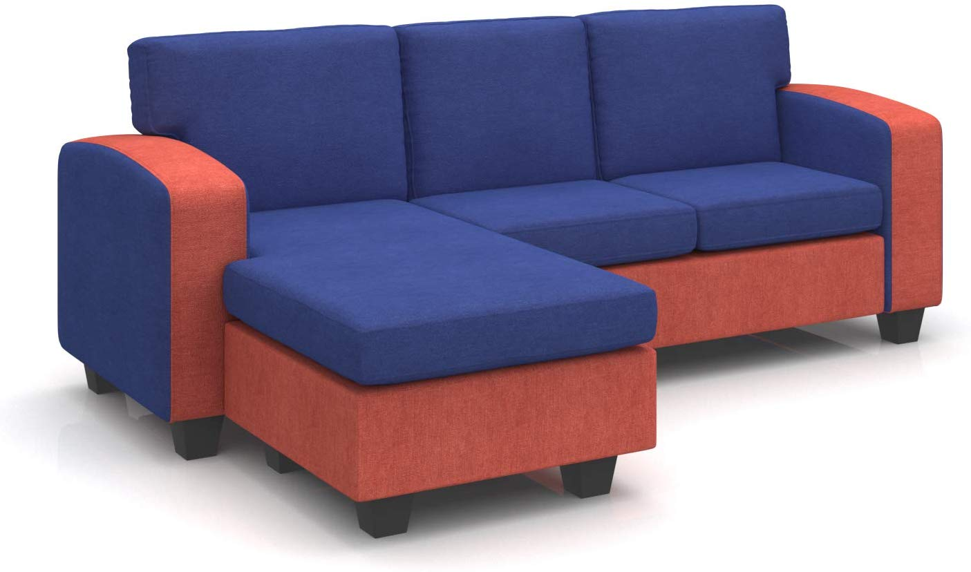 Forzza Pomona Three Seater Sofa