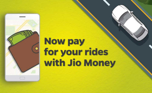 Free Rs.100 Amazon voucher on Ola Cab ride of Rs. 75 with JioMoney