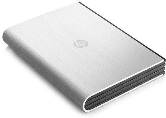 HP 1 TB Wired External Hard Disk Drive
