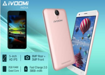 iVooMi Me2 2GB RAM +16GB, 4G VoLTE, Android 7.0, 8MP+5MP Camera
