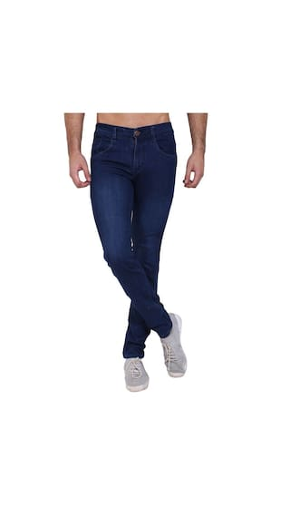 Landloper Men's Stretchable Jeans Only Rs.99 After Cashback
