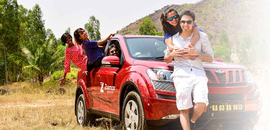 LittleApp - Zoomcar Rs. 500 Discount Voucher at Rs.39