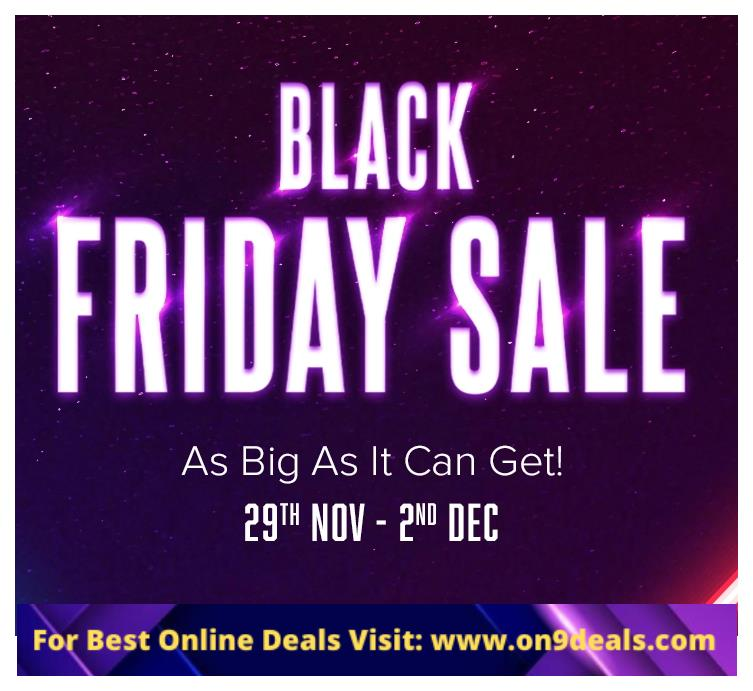 Mi Black Friday Flash Sale Router @ Rs.499 Mi Earphones Rs.199 & More