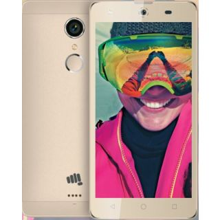 Micromax Canvas Selfie 4 Q349 8MP Front & Back Cameras