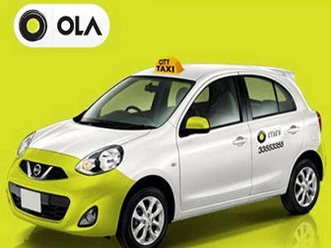 OlaCabs - Flat Rs. 250 off (No Minimum Booking)