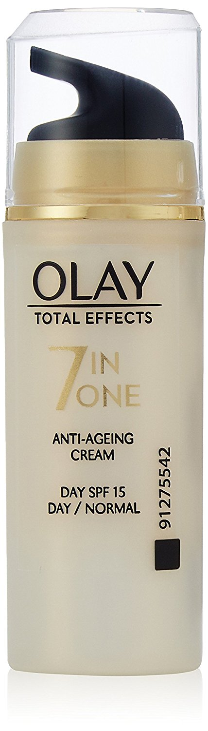 Olay Total Effects 7 In 1 Normal Anti Aging Skin Day Cream Spf 15, 20g