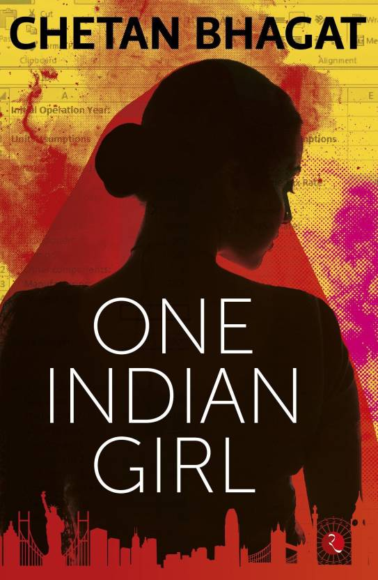 One Indian Girl  (English, Paperback, Chetan Bhagat)