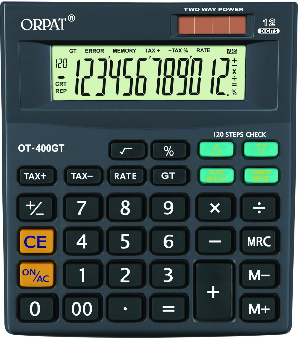 Orpat OT 400T/400GT Two way Power Calculator