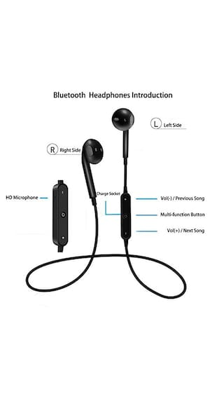 PaytmMall - Master Gogo Wireless Bluetooth Stereo In-Ear Earphone at Rs. 124 (After Cashback)