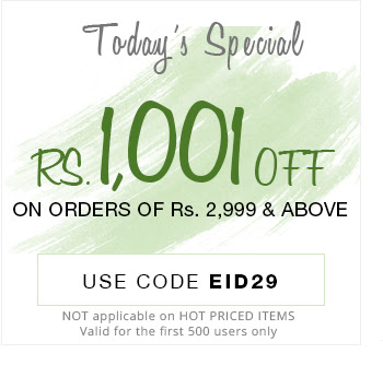 Pepperfry – Rs.1001 off on orders above Rs. 2999