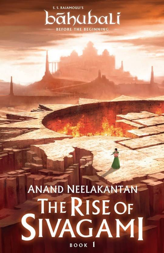 Rise of Sivagami English, Paperback Anand Neelakantan