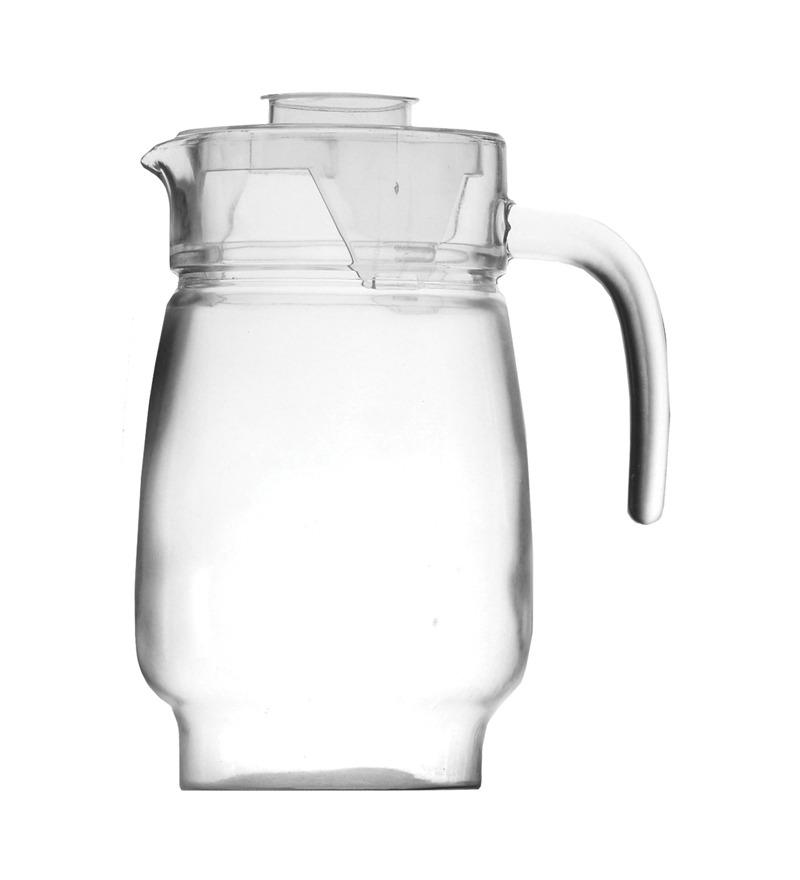 Roxx Tango Glass 1600 ML Jug - Set of 2