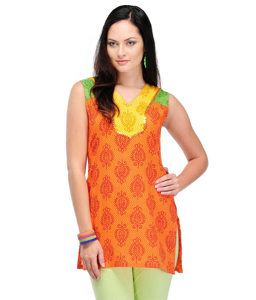 Snapdeal –  Ladies Kurtis Upto 90% Discount Strats From Rs.139 FreeShiiping