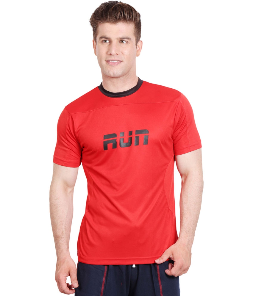 Snapdeal  - Mens T-Shirts Upto 80% Discount + Free Shipping