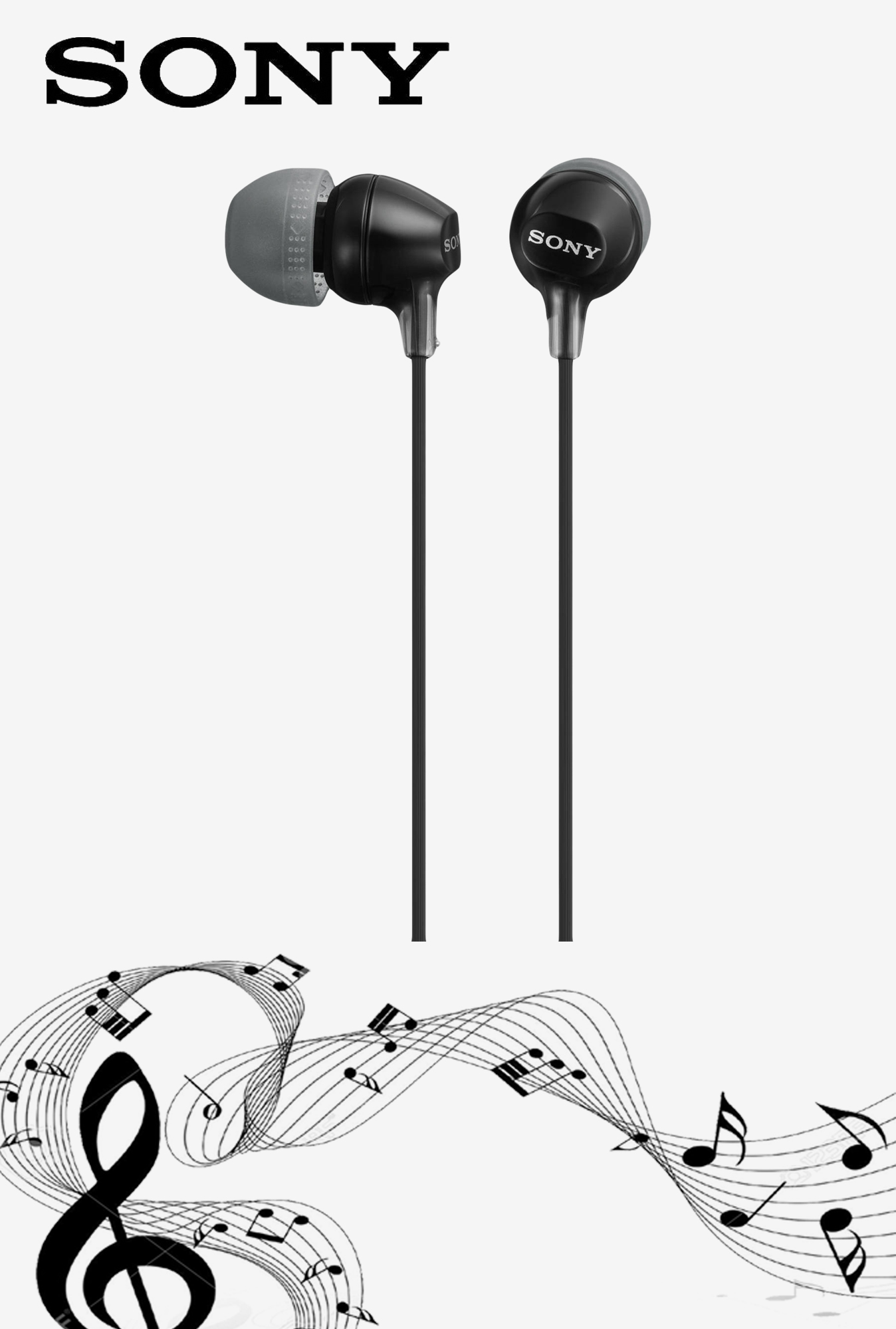 Sony MDR-EX15LP Wired In-Ear Headphone