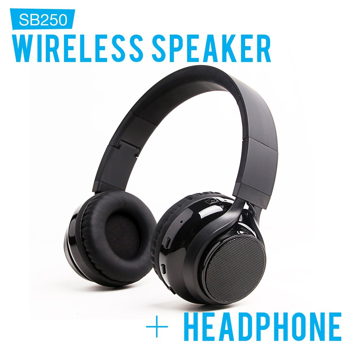 SoundBot SB250 Sou-8288 Bluetooth 3.0 Headset + Speaker
