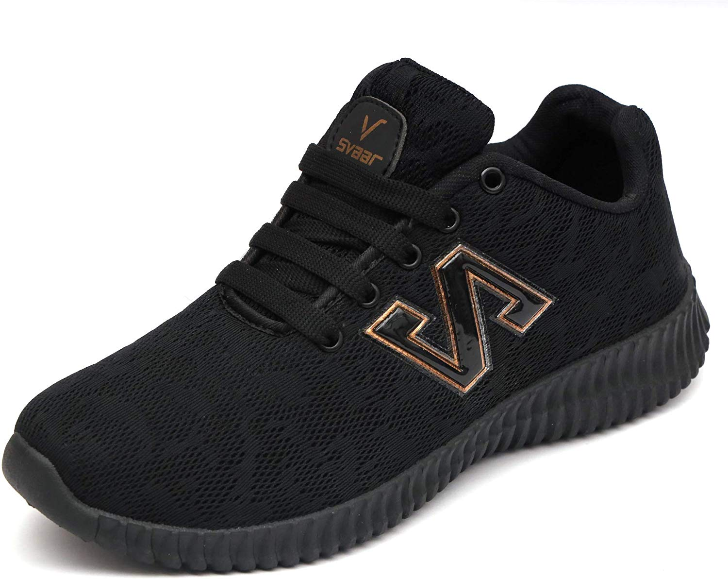 SVAAR Black Sports Shoes for FREE on 1st Amazon Fashion Purchase [Folllow Steps]