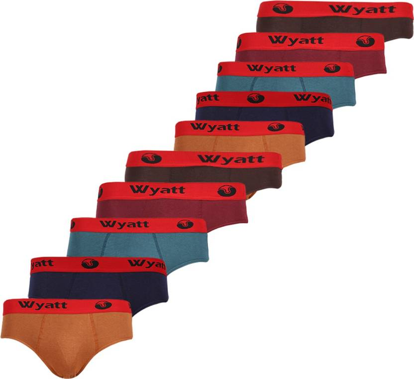 Wyatt Men's Brief  (Pack of 10)