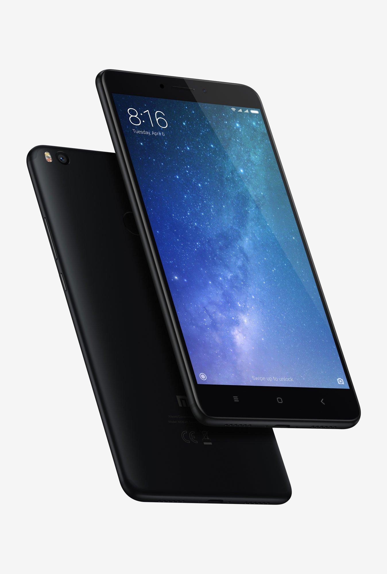 Xiaomi Mi Max 2 64GB 4GB RAM, Dual SIM 4G 5300 mAh Battery Only For Rs.13,499(HDFC Users) Or Rs.14,999