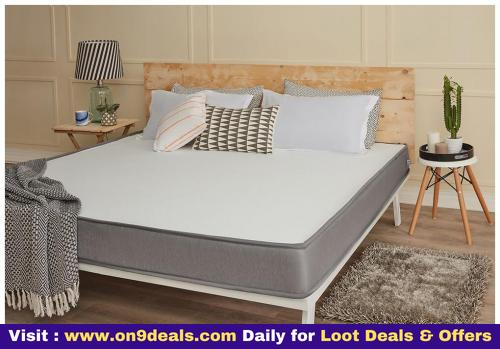 Wakefit Dual Comfort Mattress - Hard & Soft 75x30x5inch With 7 Years Warranty