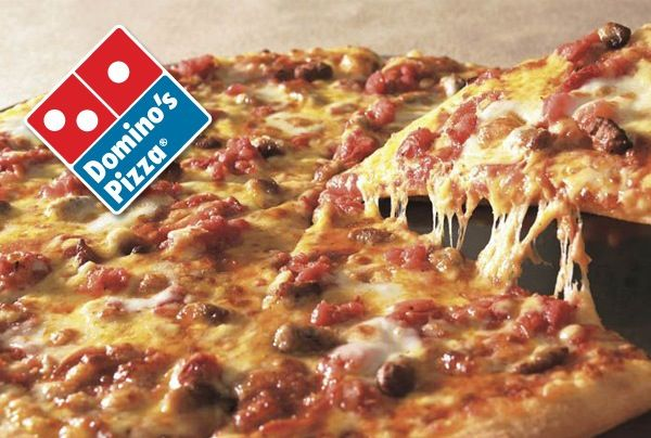Free Dominos Rs.200 Voucher