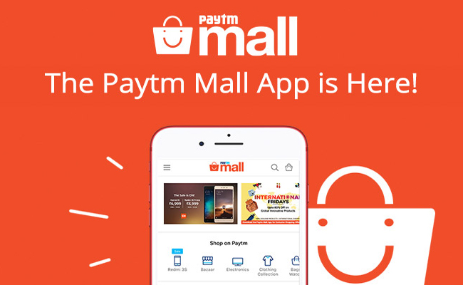 PayTm - Flat 50% CASHBACK on your first purchase from the Paytm Marketplace